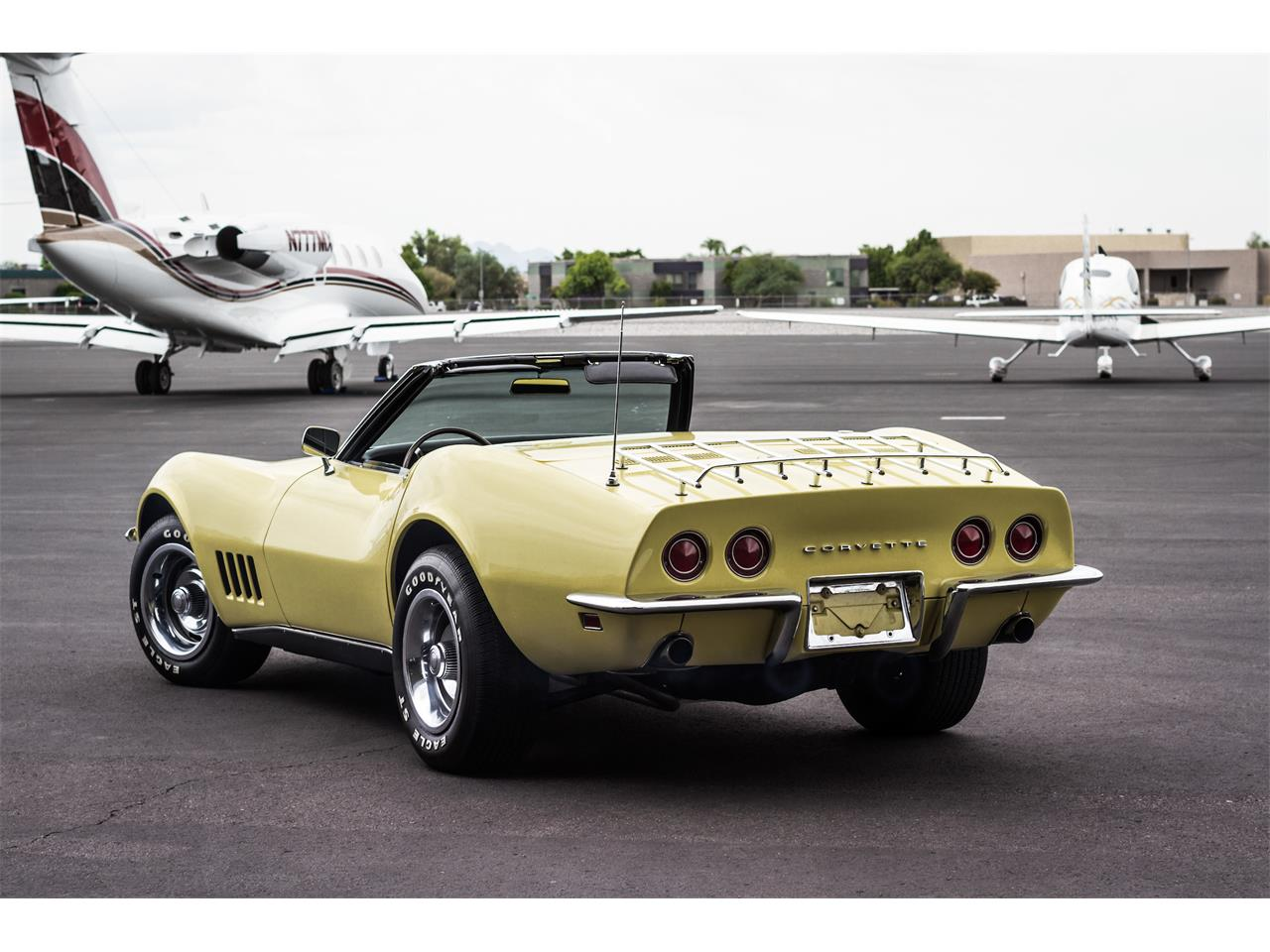 Large Picture of 1968 Corvette - $33,500.00 Offered by a Private Seller - KCON