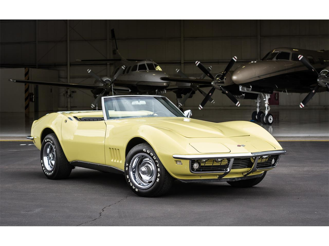 Large Picture of '68 Chevrolet Corvette - $33,500.00 Offered by a Private Seller - KCON