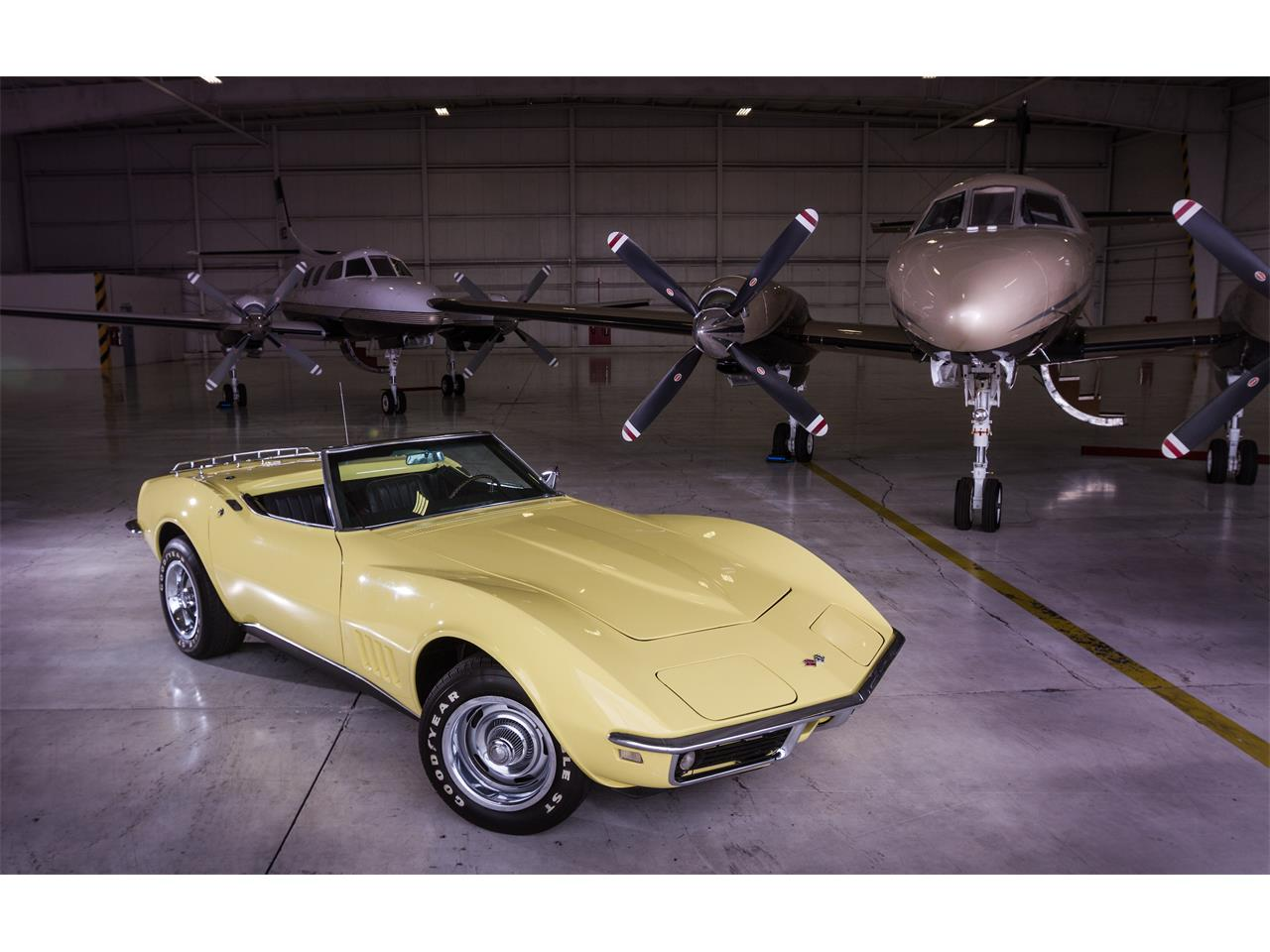 Large Picture of '68 Chevrolet Corvette located in Scottsdale Arizona - KCON