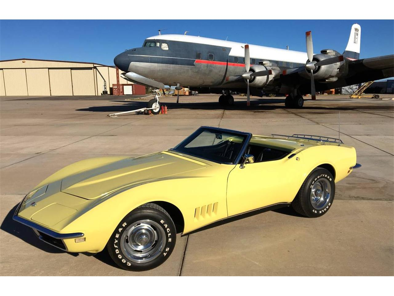 Large Picture of Classic '68 Chevrolet Corvette - $33,500.00 Offered by a Private Seller - KCON