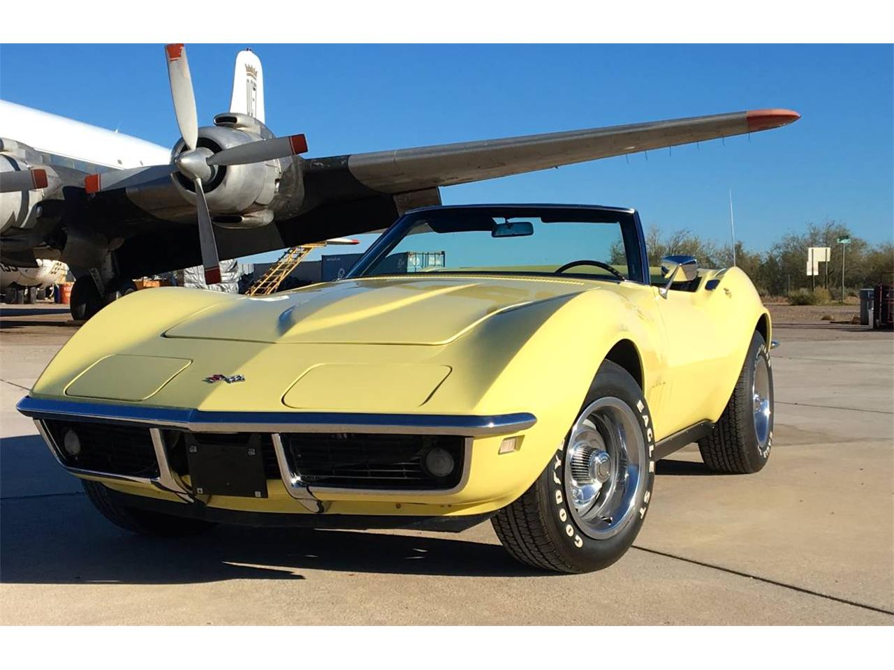 Large Picture of '68 Corvette - $33,500.00 Offered by a Private Seller - KCON