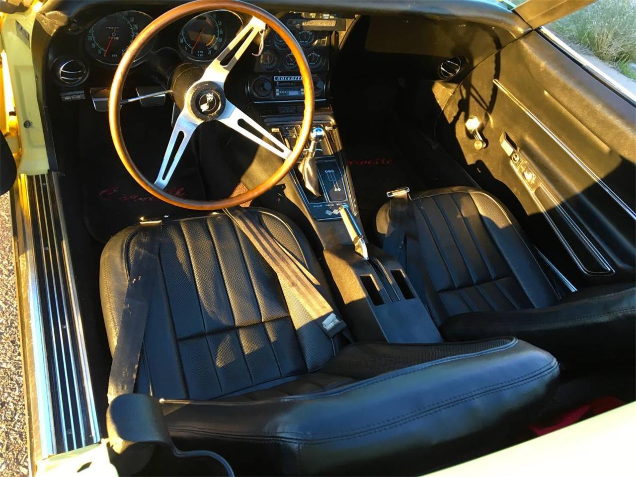 Large Picture of Classic 1968 Corvette located in Arizona - KCON