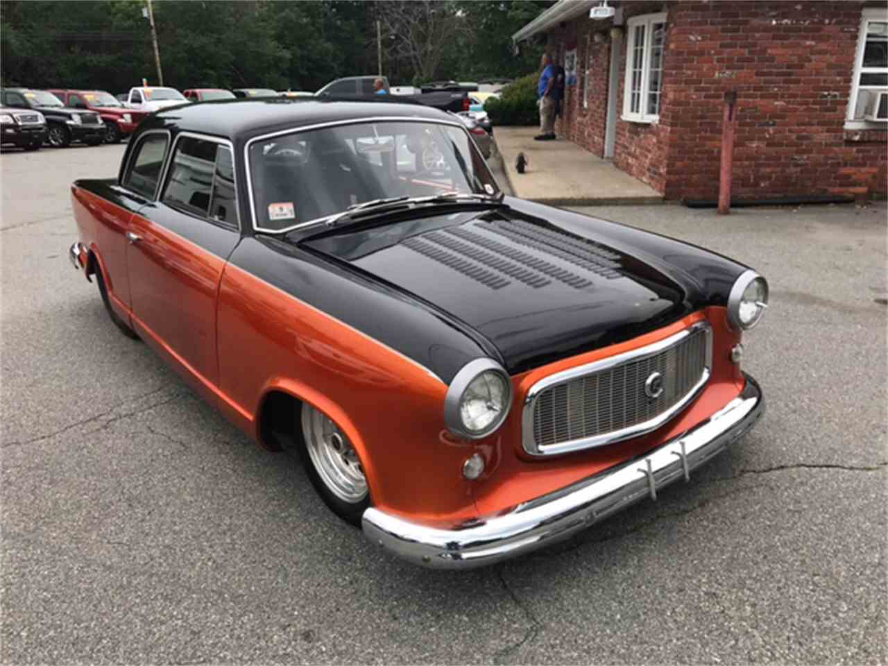 Large Picture of '60 Rambler - K61Q