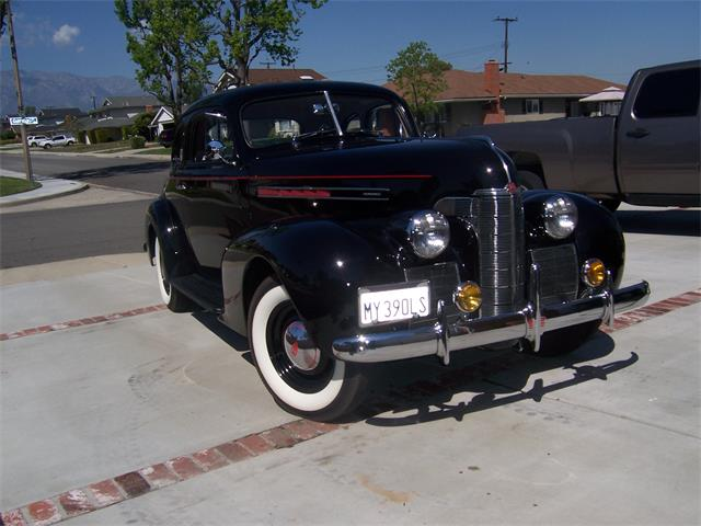 Picture of '39 Oldsmobile Club Coupe located in Chino California - $15,000.00 Offered by a Private Seller - KCPE