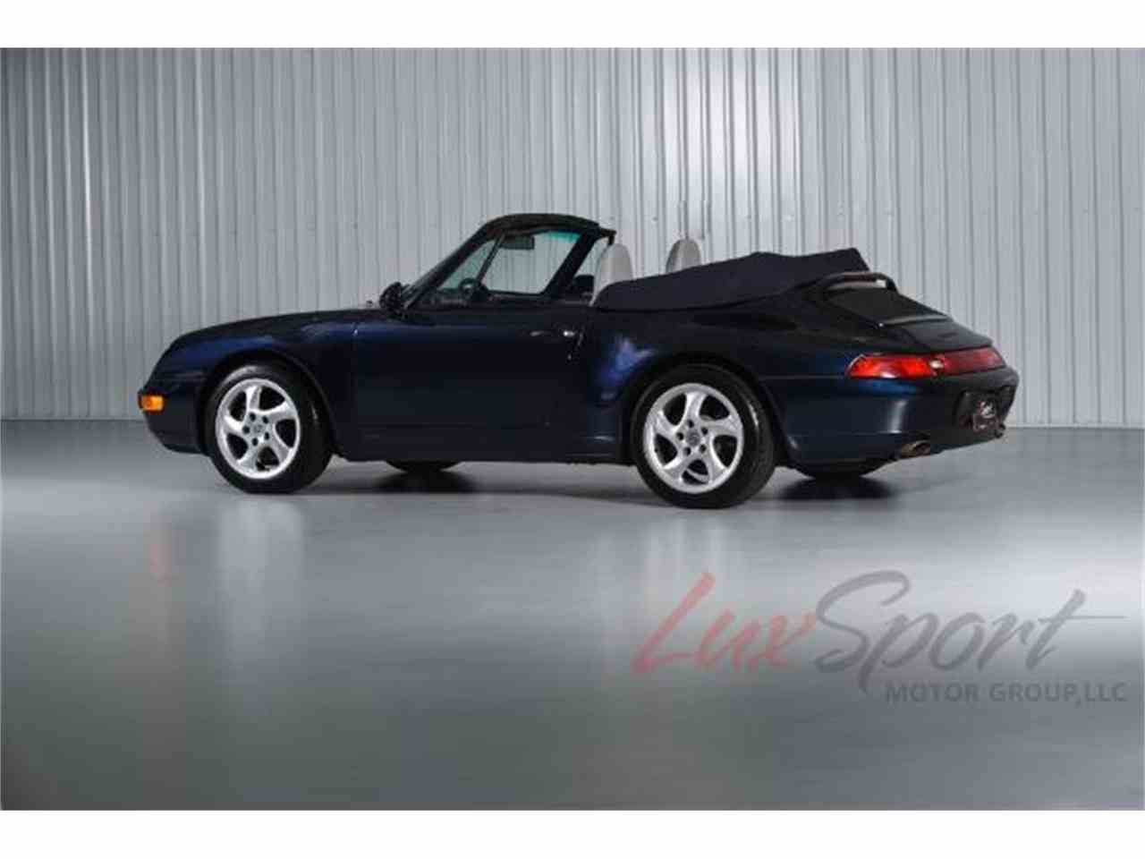Large Picture of '95 993 Carrera 2 Cabriolet - KCQP
