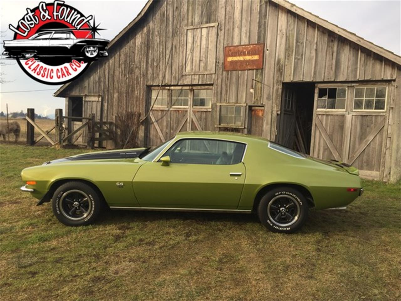 Large Picture of Classic 1970 Camaro Offered by Lost & Found Classic Car Co - KCR1