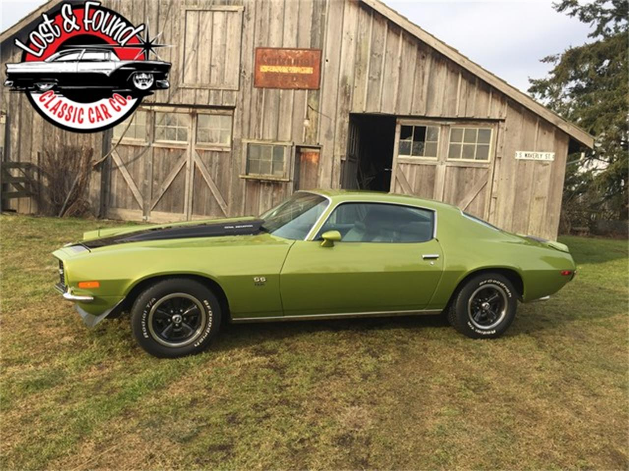 Large Picture of 1970 Camaro located in Mount Vernon Washington - $36,950.00 Offered by Lost & Found Classic Car Co - KCR1