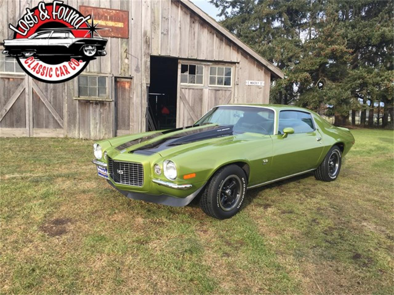 Large Picture of Classic 1970 Chevrolet Camaro located in Mount Vernon Washington - KCR1