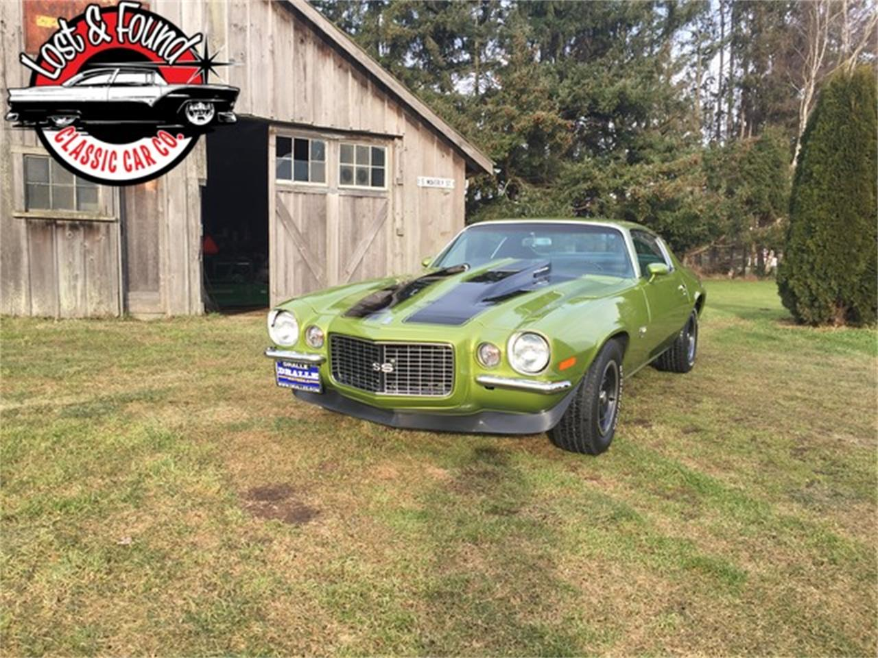 Large Picture of 1970 Camaro located in Washington Offered by Lost & Found Classic Car Co - KCR1