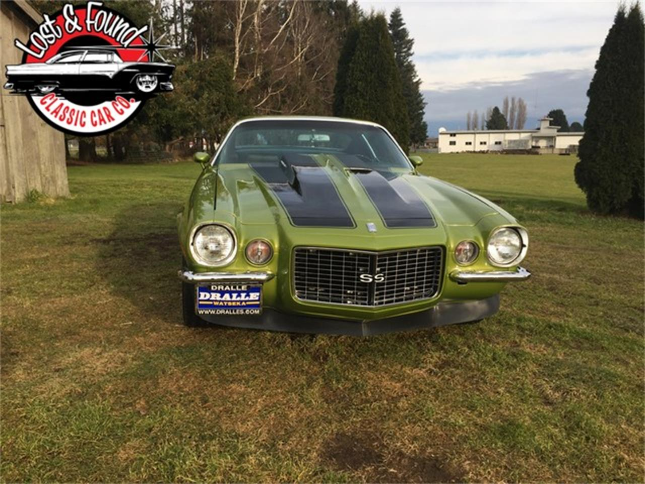 Large Picture of '70 Chevrolet Camaro - $36,950.00 Offered by Lost & Found Classic Car Co - KCR1