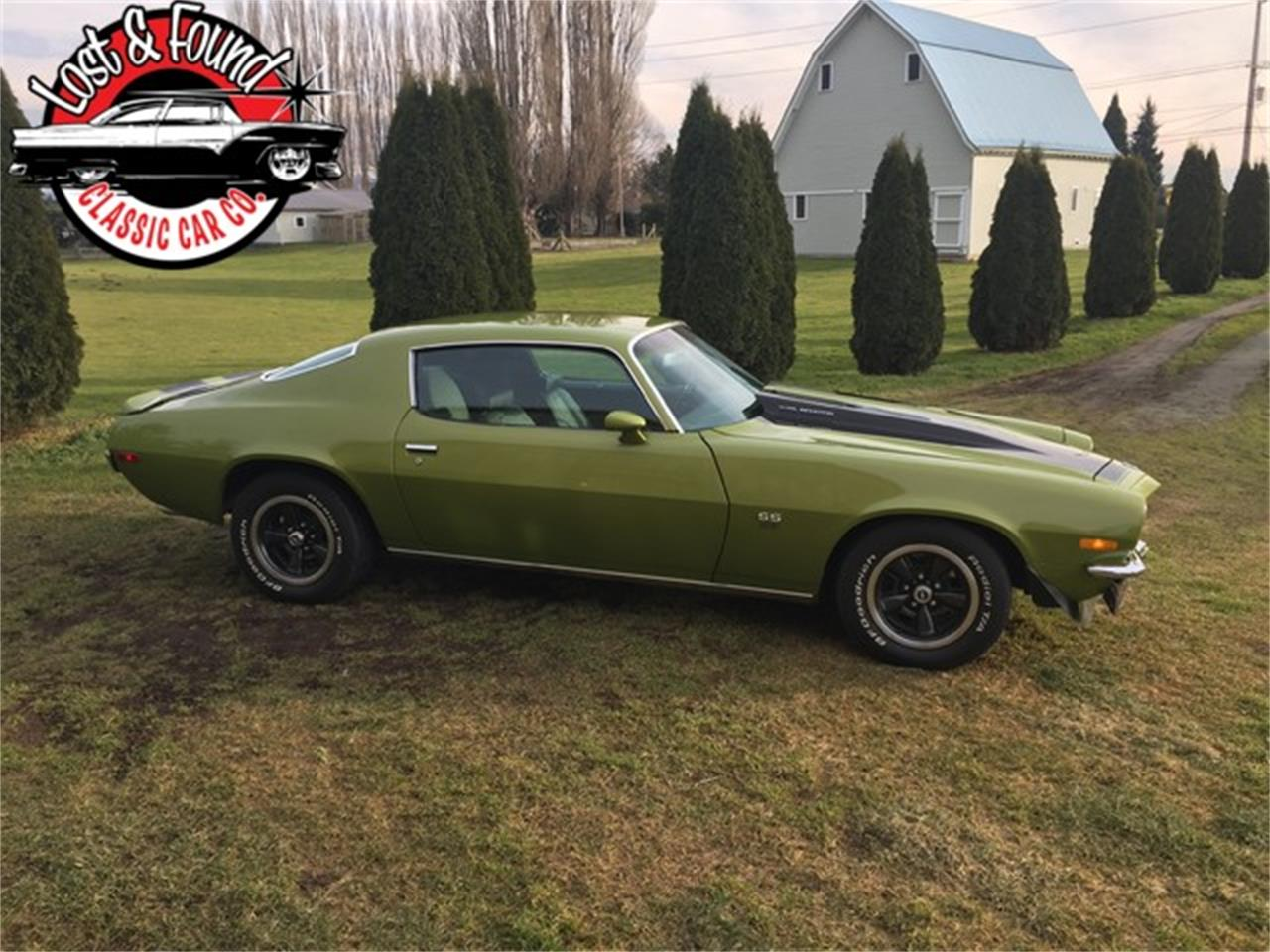 Large Picture of Classic 1970 Camaro located in Mount Vernon Washington - $36,950.00 - KCR1