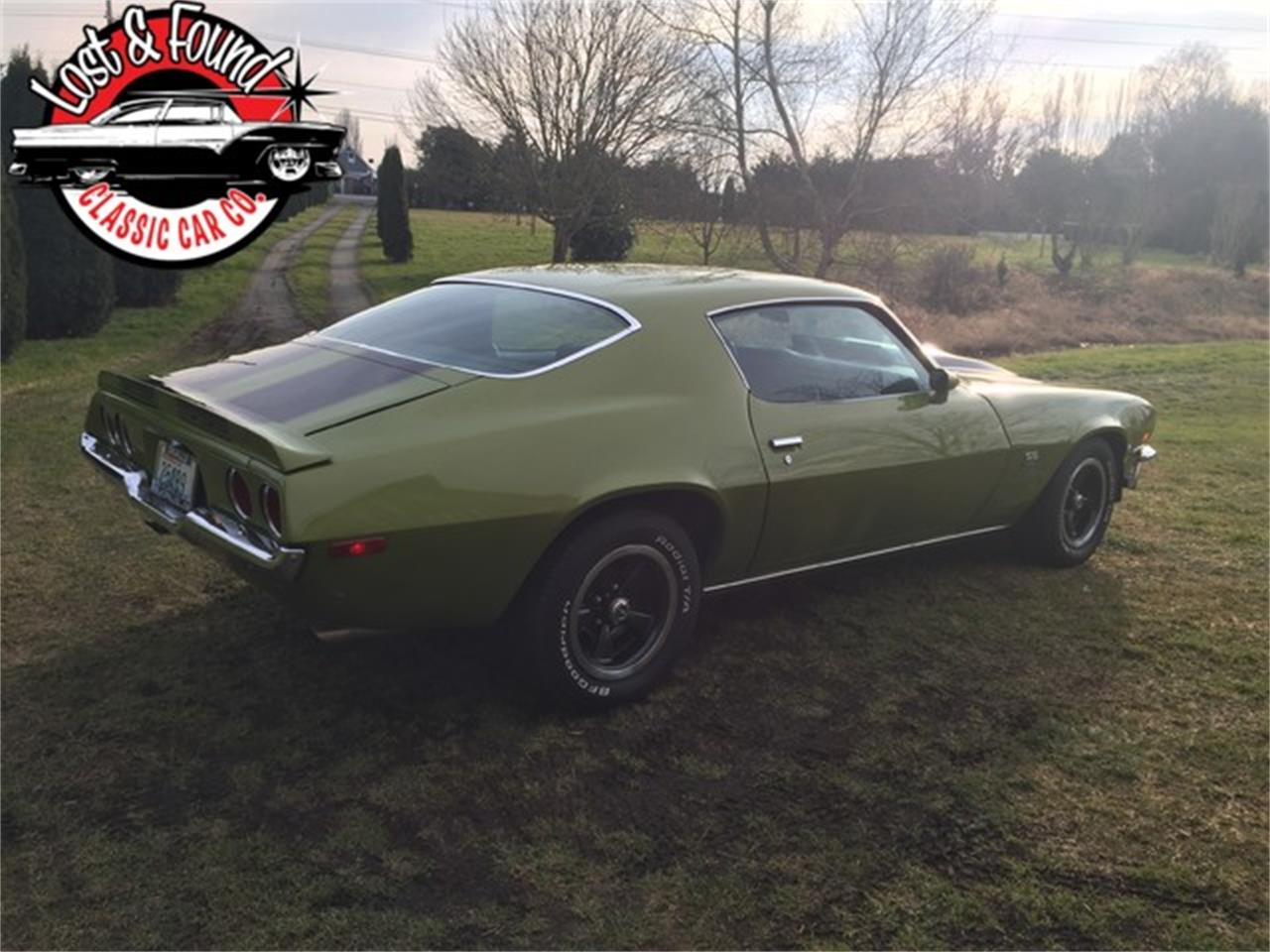 Large Picture of Classic '70 Chevrolet Camaro Offered by Lost & Found Classic Car Co - KCR1