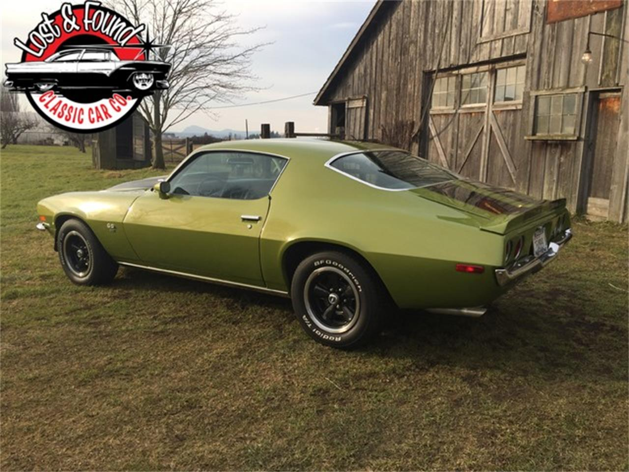 Large Picture of Classic '70 Chevrolet Camaro located in Mount Vernon Washington - $36,950.00 Offered by Lost & Found Classic Car Co - KCR1