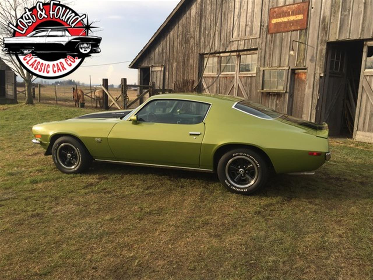 Large Picture of '70 Camaro located in Washington - $36,950.00 Offered by Lost & Found Classic Car Co - KCR1