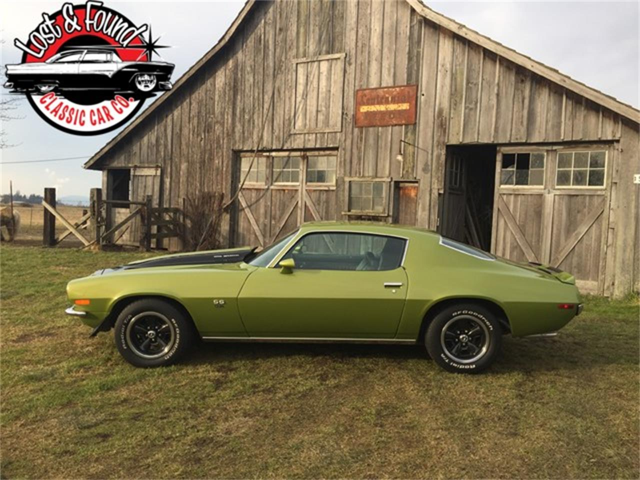 Large Picture of 1970 Camaro located in Washington - $36,950.00 Offered by Lost & Found Classic Car Co - KCR1