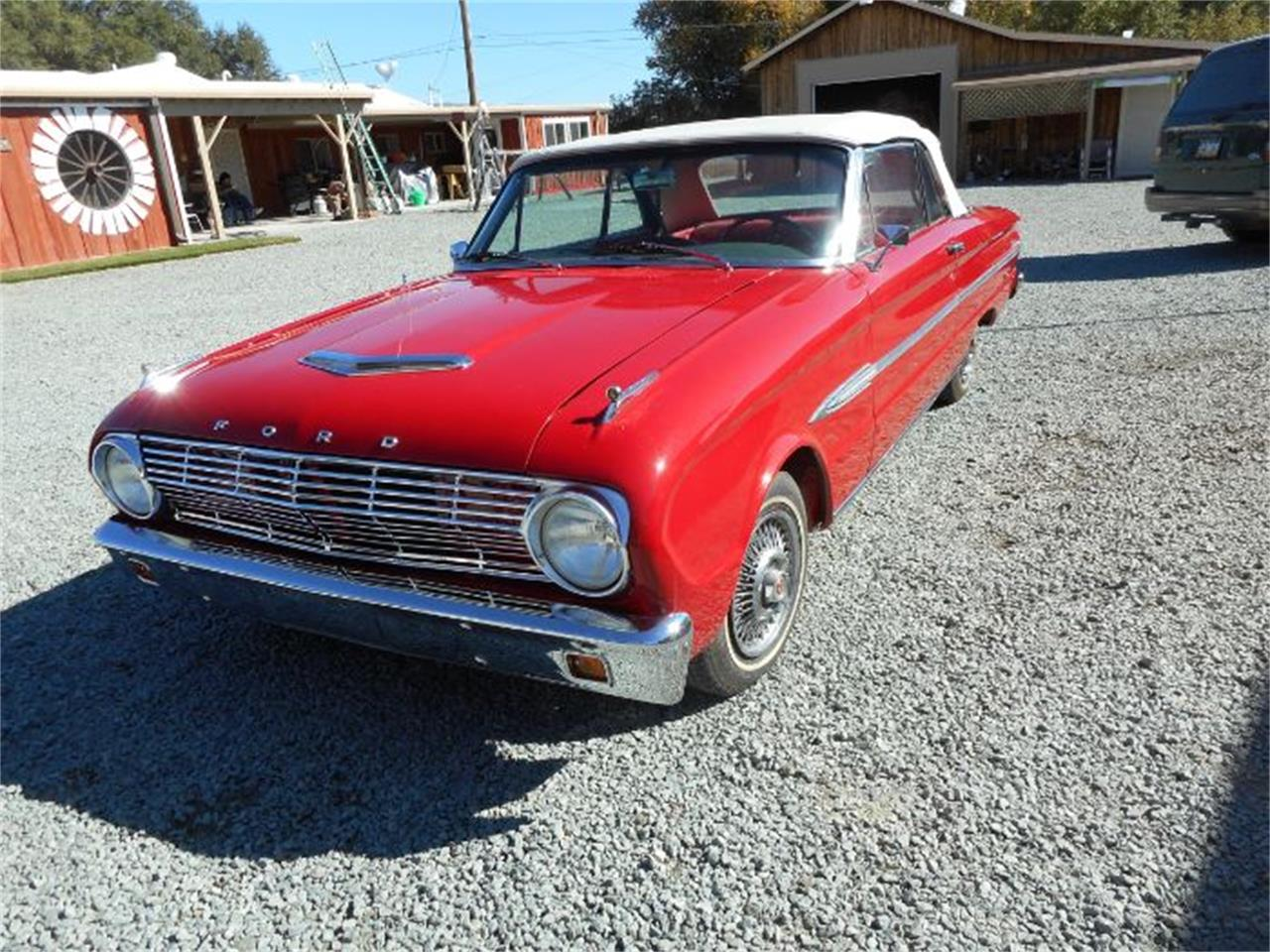 Large Picture of '63 Falcon - KCR9