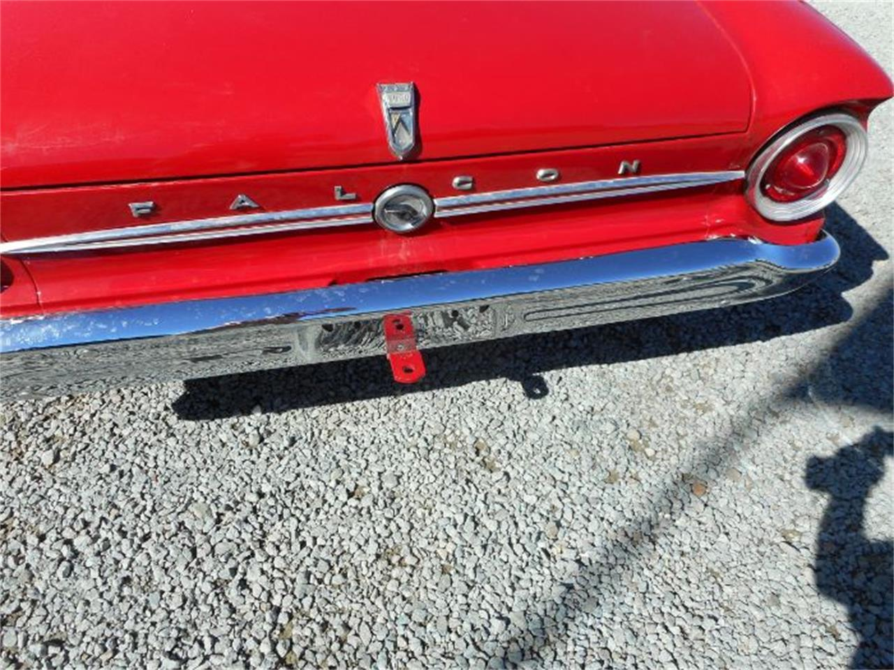 Large Picture of Classic 1963 Ford Falcon located in Michigan Offered by Classic Car Deals - KCR9