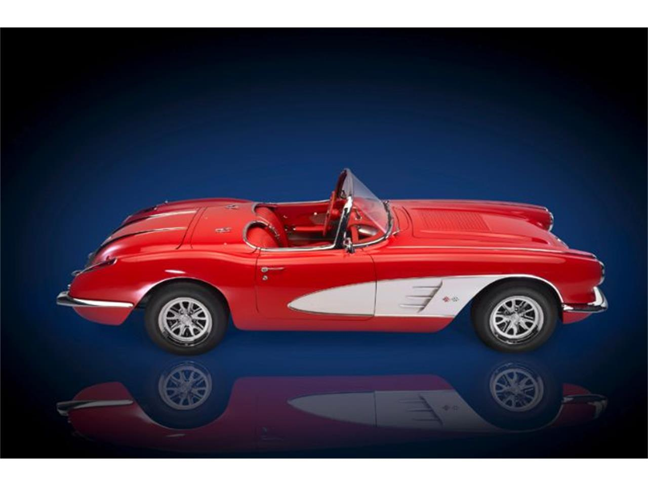 Large Picture of Classic 1958 Corvette located in Cadillac Michigan - $325,000.00 Offered by Classic Car Deals - KCRC
