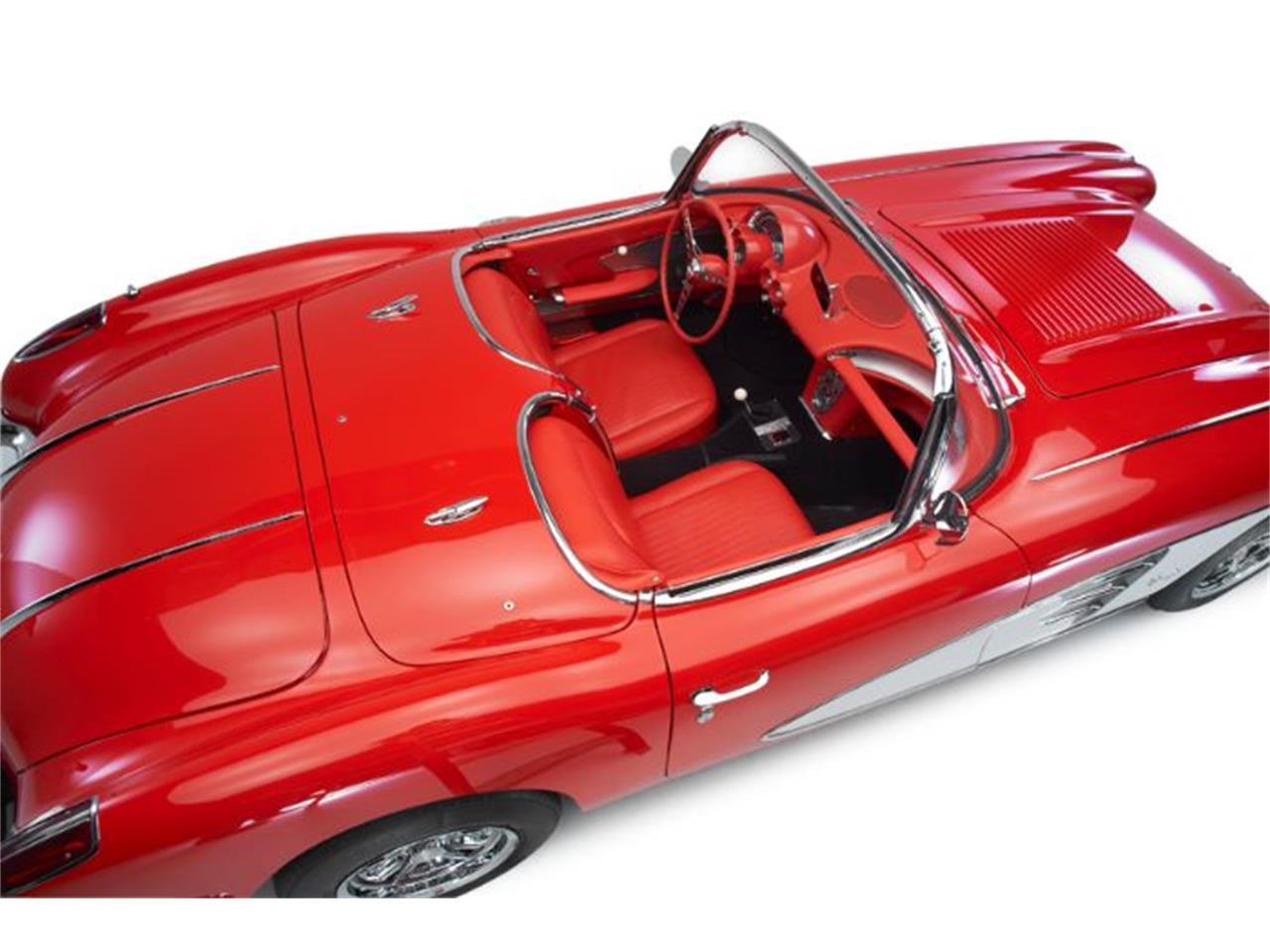 Large Picture of '58 Chevrolet Corvette - KCRC