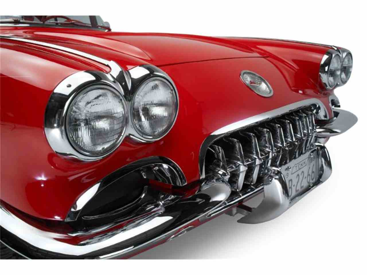 Large Picture of '58 Corvette - KCRC