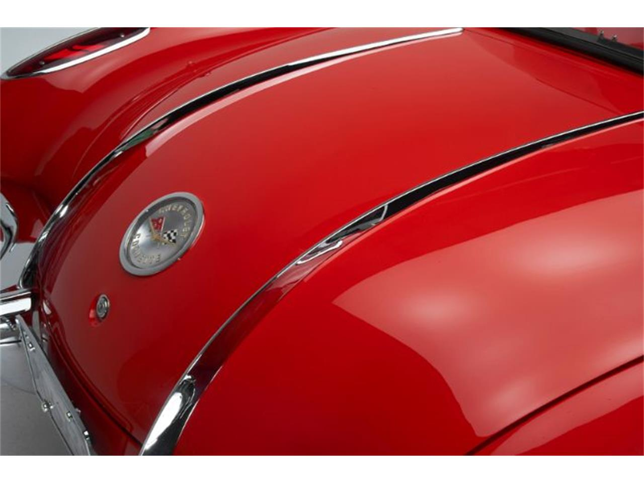 Large Picture of 1958 Corvette located in Cadillac Michigan - $325,000.00 Offered by Classic Car Deals - KCRC