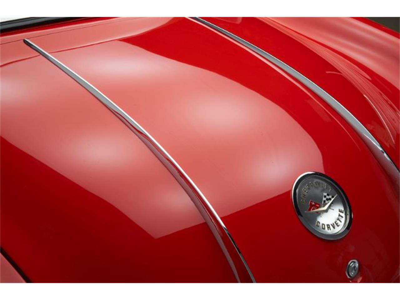 Large Picture of 1958 Corvette located in Cadillac Michigan Offered by Classic Car Deals - KCRC