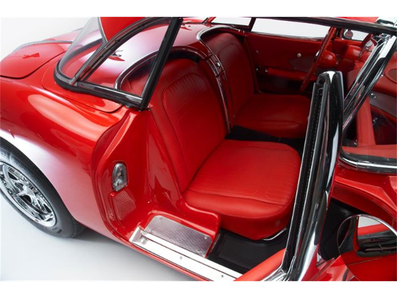 Large Picture of '58 Chevrolet Corvette located in Cadillac Michigan Offered by Classic Car Deals - KCRC