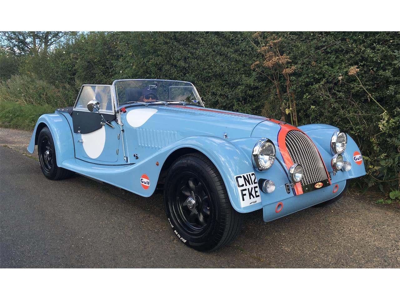 For Sale 2012 Morgan Plus 4 In Worcester Worcestershire
