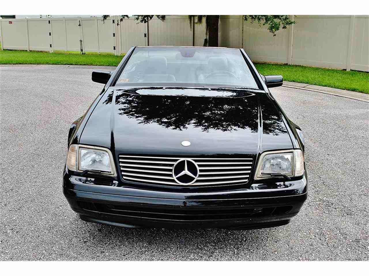 Large Picture of '97 SL-Class - KCTC