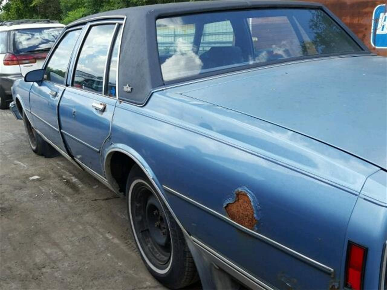 1988 Chevrolet Caprice for Sale | ClassicCars com | CC-949814