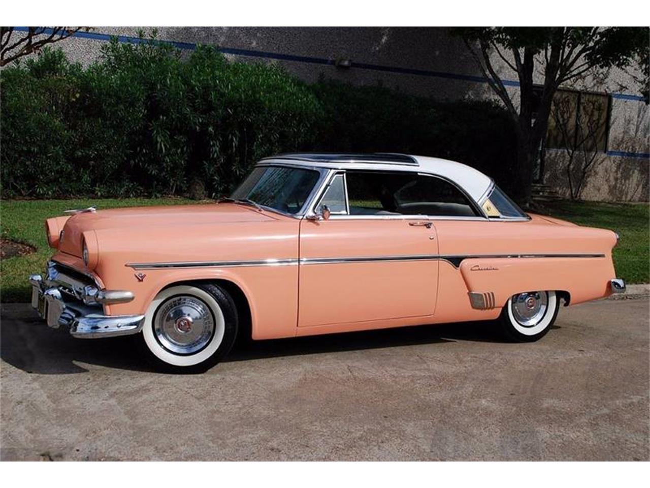 1954 ford crestline for sale cc 949898. Black Bedroom Furniture Sets. Home Design Ideas