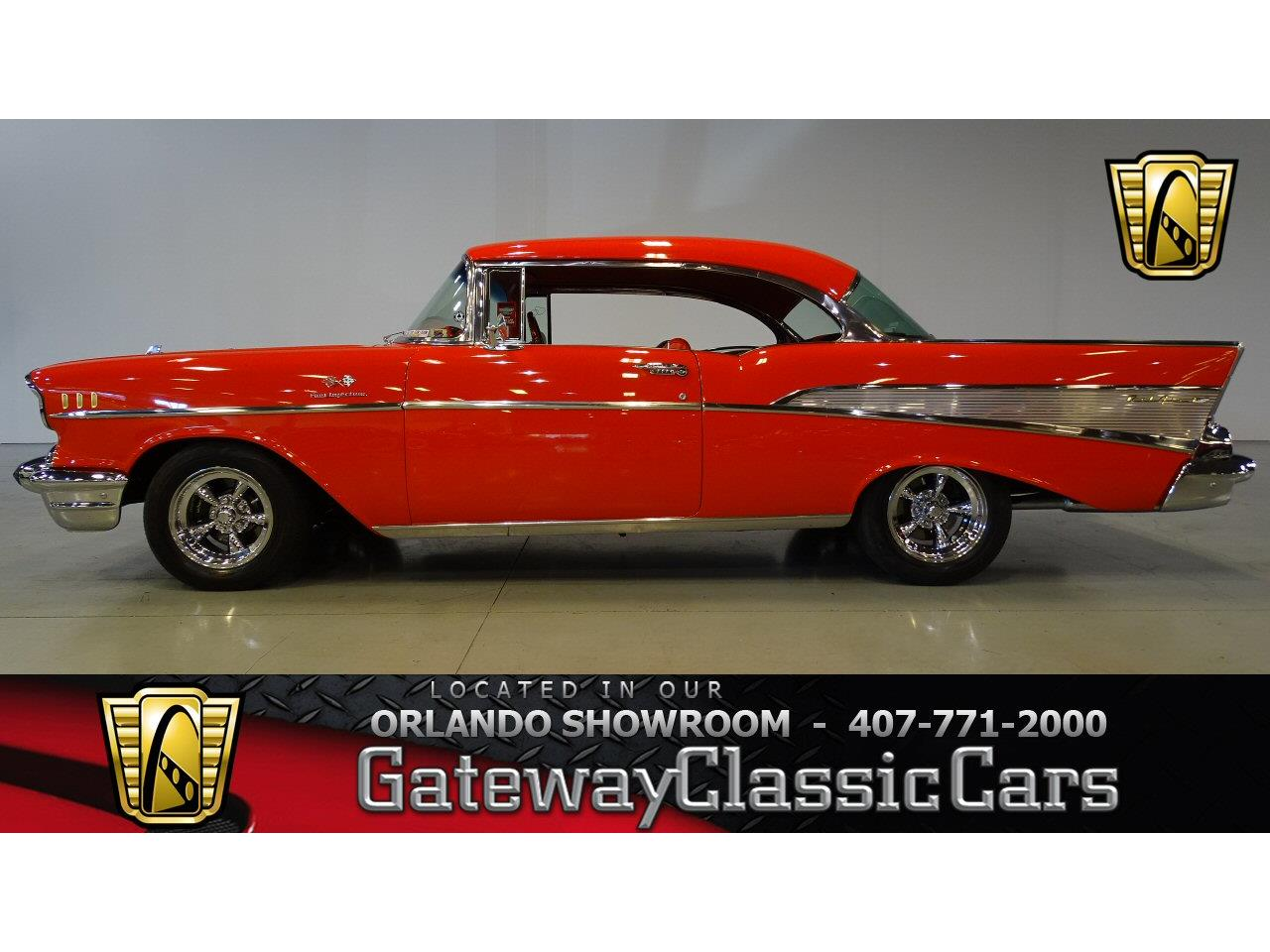 Large Picture of 1957 Bel Air located in Lake Mary Florida - $89,000.00 - KDSS