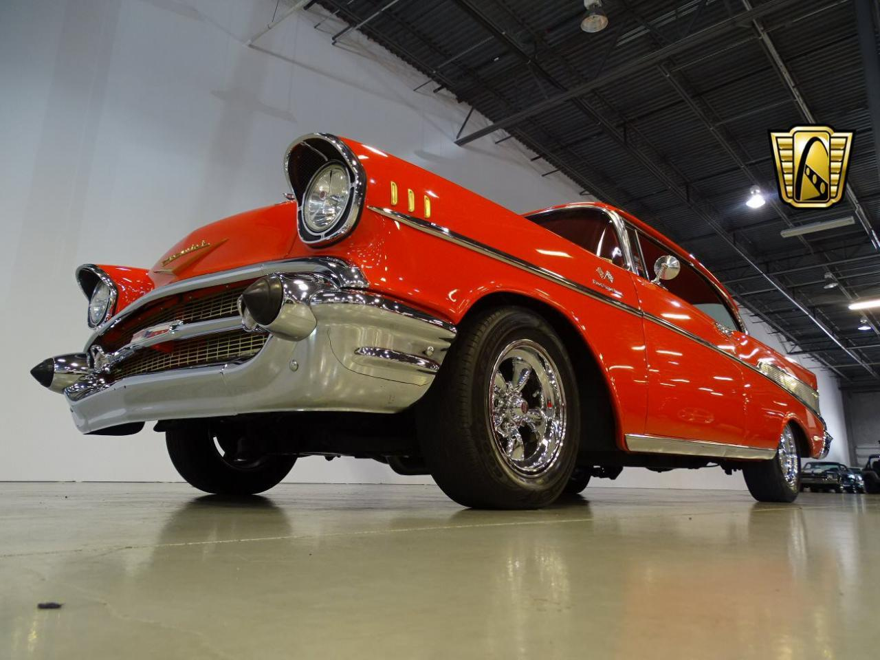 Large Picture of 1957 Chevrolet Bel Air Offered by Gateway Classic Cars - Orlando - KDSS