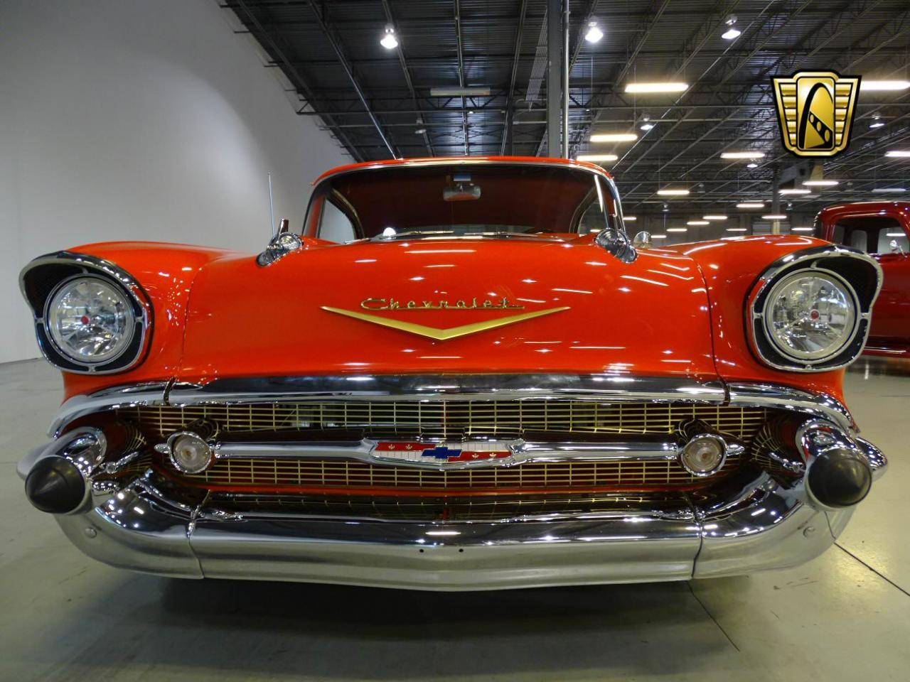 Large Picture of Classic 1957 Chevrolet Bel Air located in Lake Mary Florida Offered by Gateway Classic Cars - Orlando - KDSS