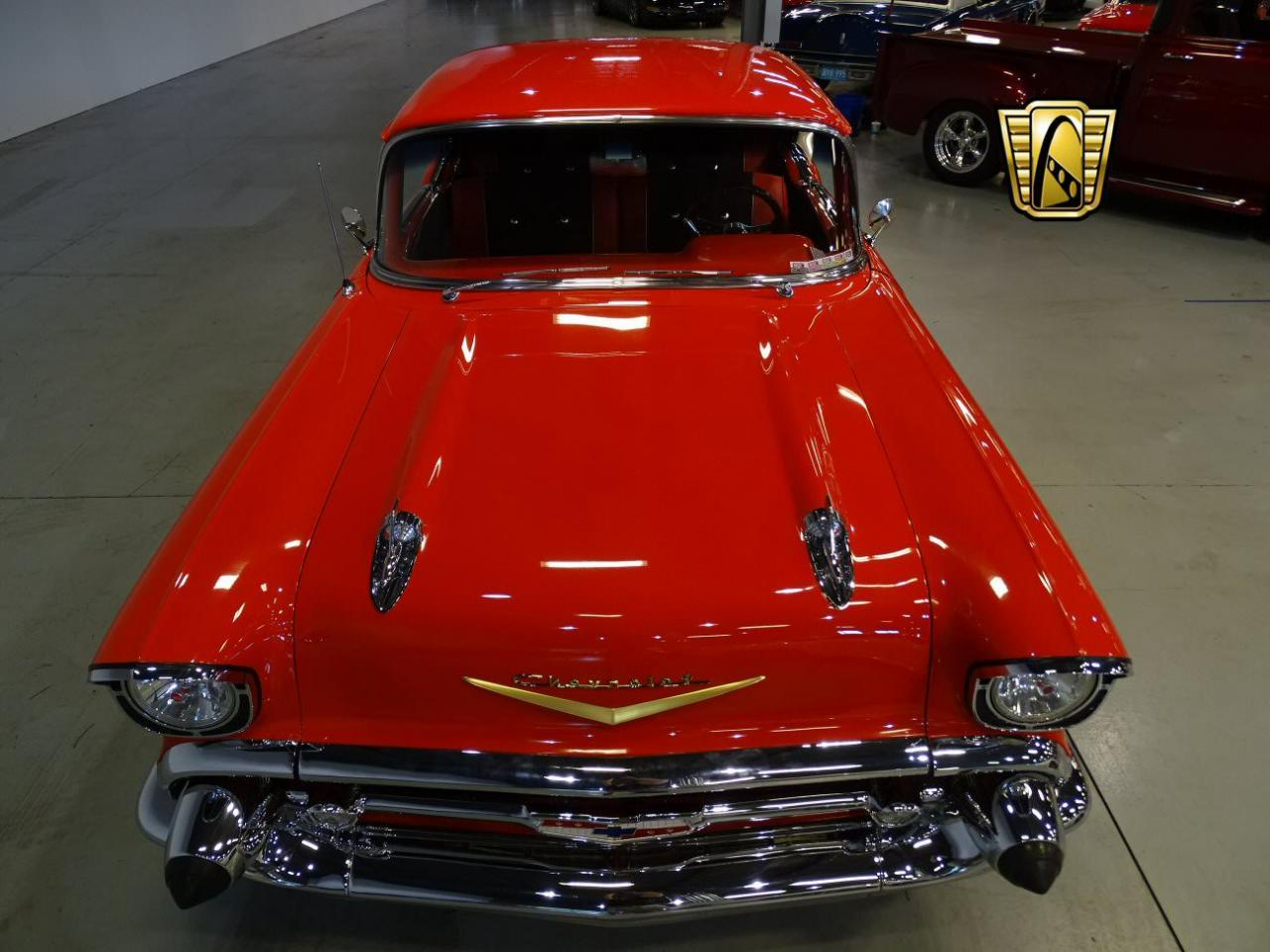 Large Picture of Classic '57 Chevrolet Bel Air located in Lake Mary Florida - $89,000.00 - KDSS
