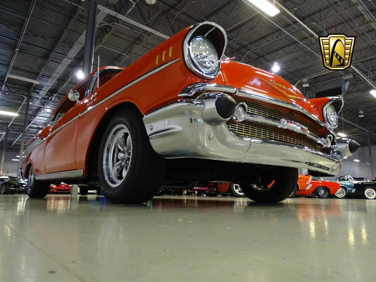 Large Picture of Classic 1957 Bel Air located in Florida Offered by Gateway Classic Cars - Orlando - KDSS