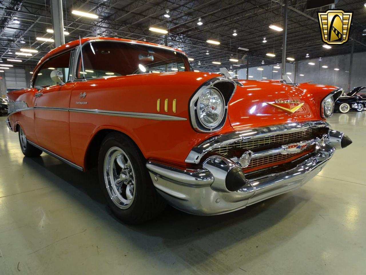 Large Picture of 1957 Chevrolet Bel Air - $89,000.00 Offered by Gateway Classic Cars - Orlando - KDSS