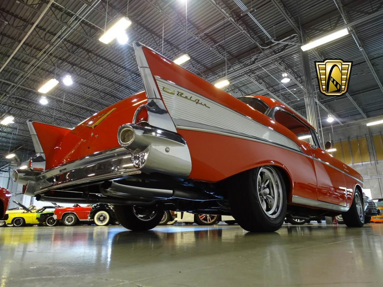 Large Picture of '57 Chevrolet Bel Air - $89,000.00 - KDSS