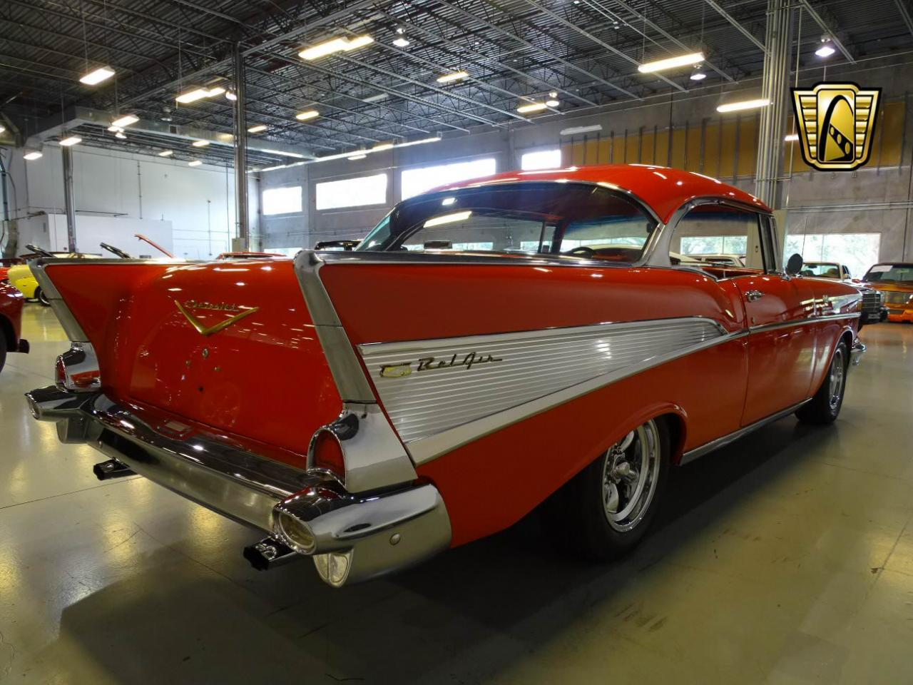 Large Picture of 1957 Bel Air - KDSS