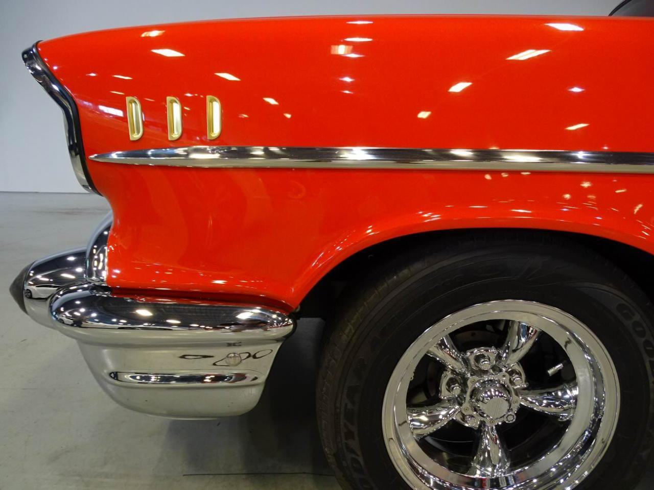 Large Picture of '57 Chevrolet Bel Air - $89,000.00 Offered by Gateway Classic Cars - Orlando - KDSS