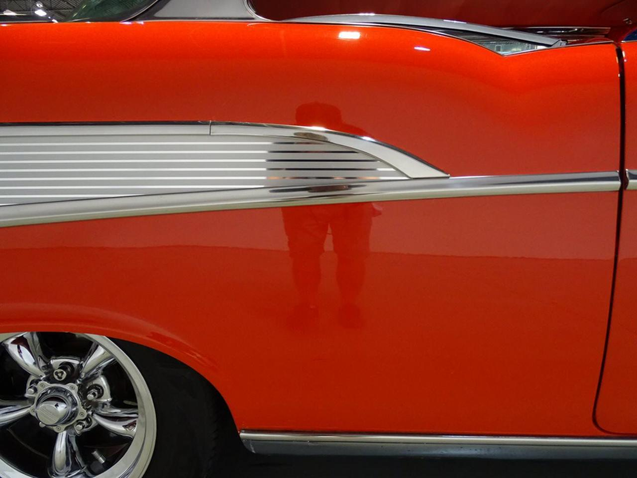 Large Picture of 1957 Chevrolet Bel Air located in Lake Mary Florida Offered by Gateway Classic Cars - Orlando - KDSS