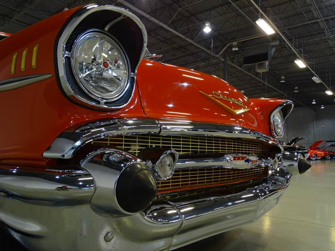 Large Picture of Classic 1957 Bel Air - KDSS