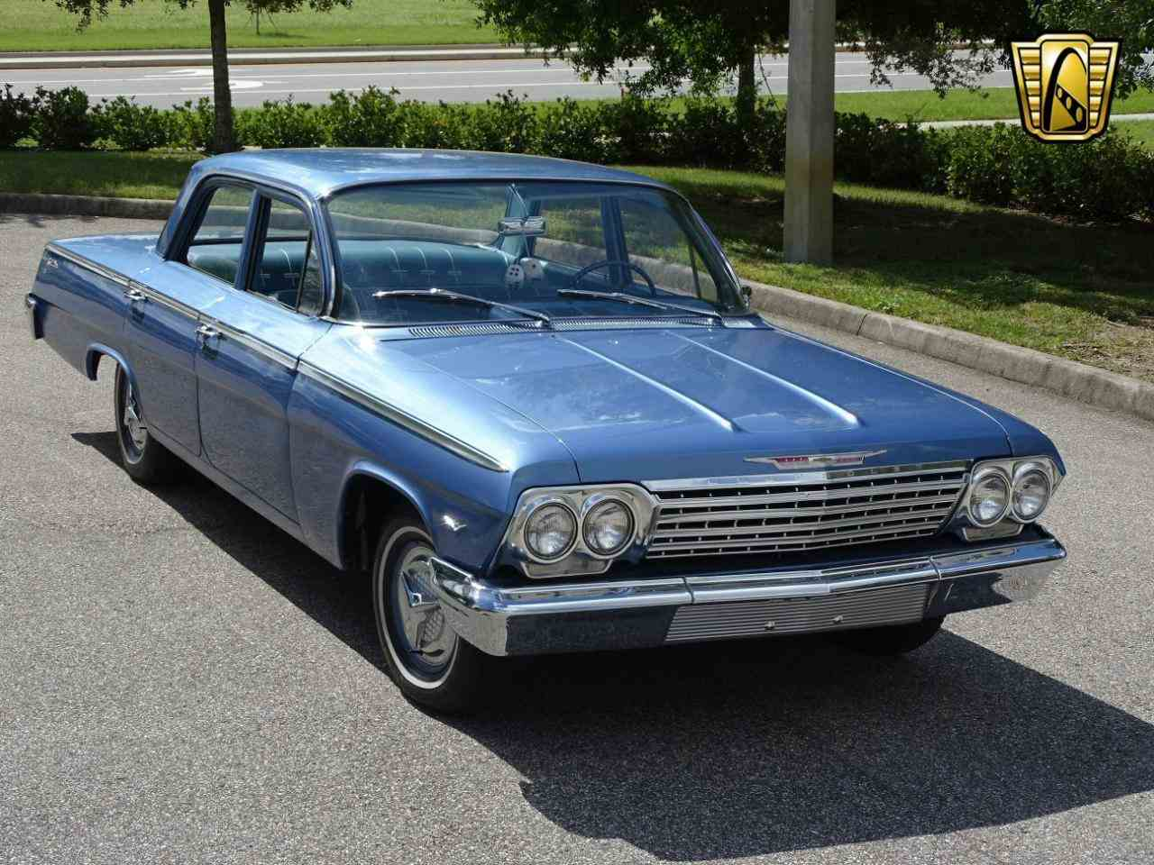 Large Picture of '62 Bel Air - KDU4