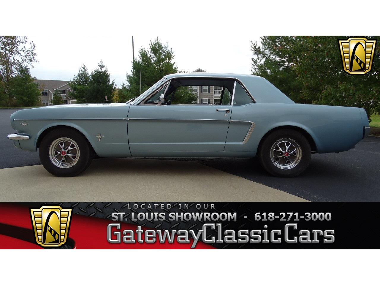 Large Picture of 1965 Mustang - KDUO