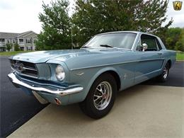 Picture of Classic 1965 Ford Mustang located in Illinois - $16,995.00 Offered by Gateway Classic Cars - St. Louis - KDUO
