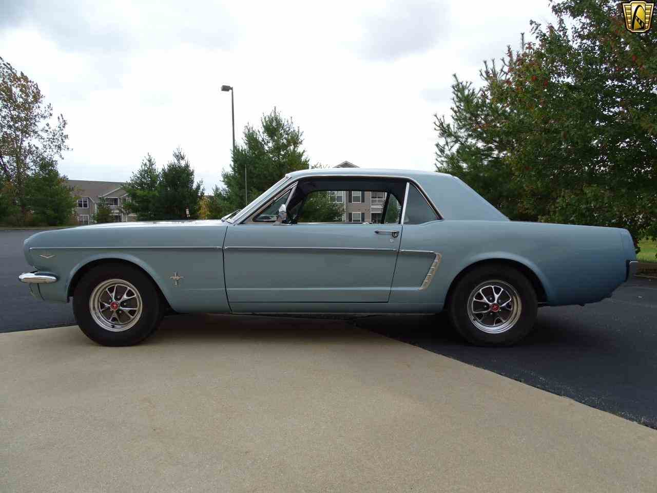 Large Picture of '65 Mustang - KDUO