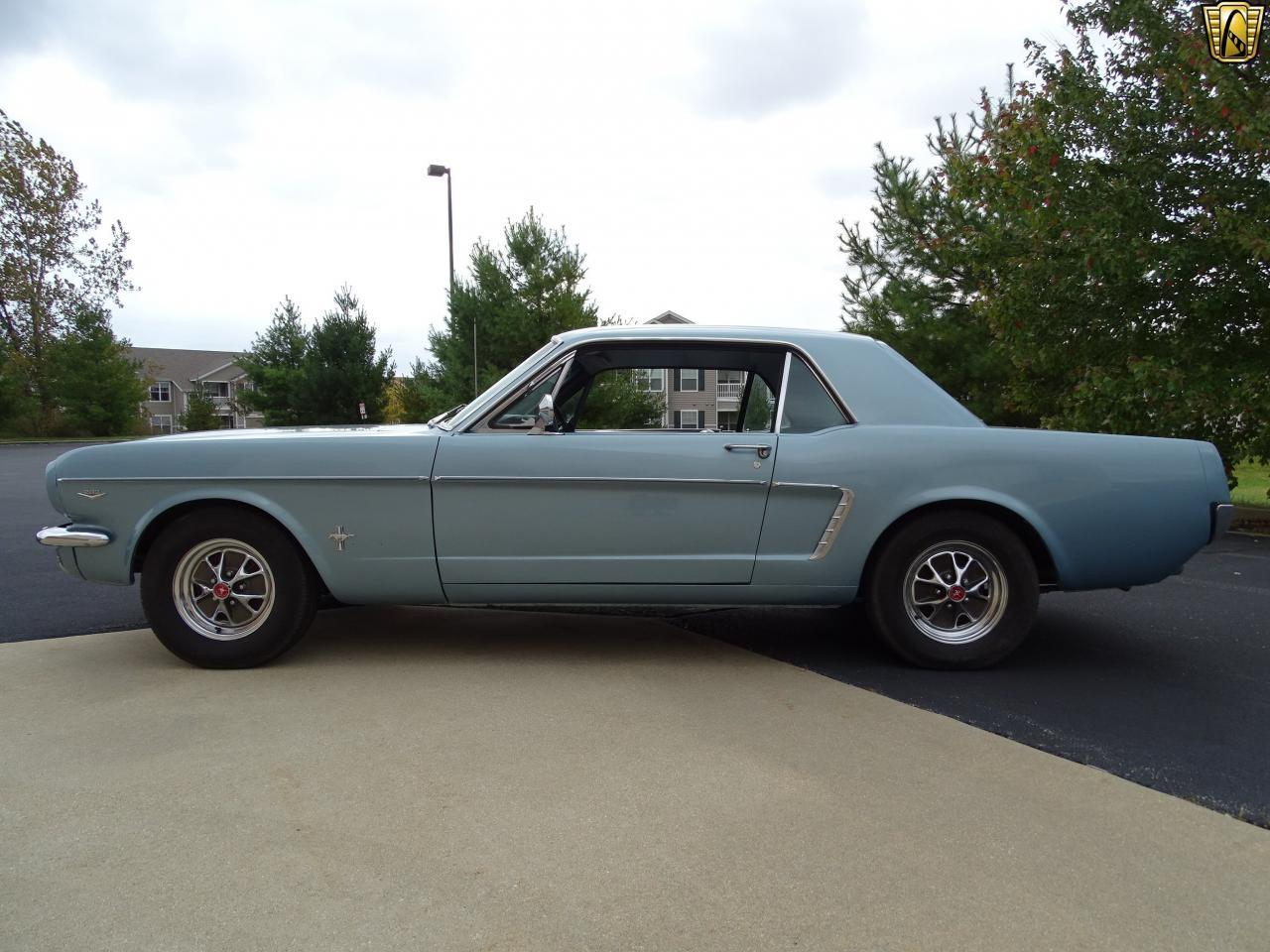 Large Picture of 1965 Ford Mustang located in Illinois - $16,995.00 Offered by Gateway Classic Cars - St. Louis - KDUO