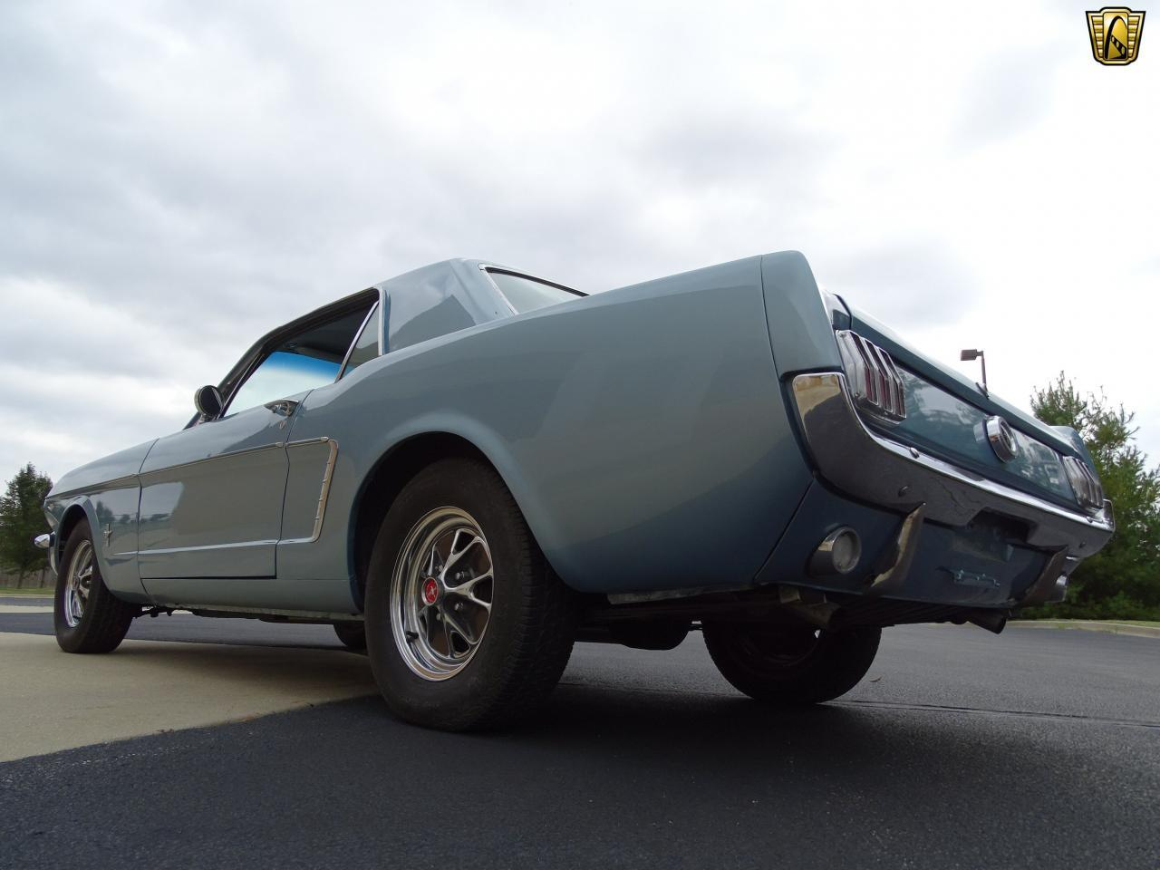 Large Picture of Classic 1965 Ford Mustang located in Illinois - $16,995.00 Offered by Gateway Classic Cars - St. Louis - KDUO