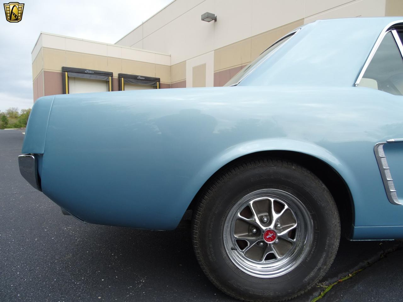 Large Picture of Classic 1965 Ford Mustang located in O'Fallon Illinois Offered by Gateway Classic Cars - St. Louis - KDUO