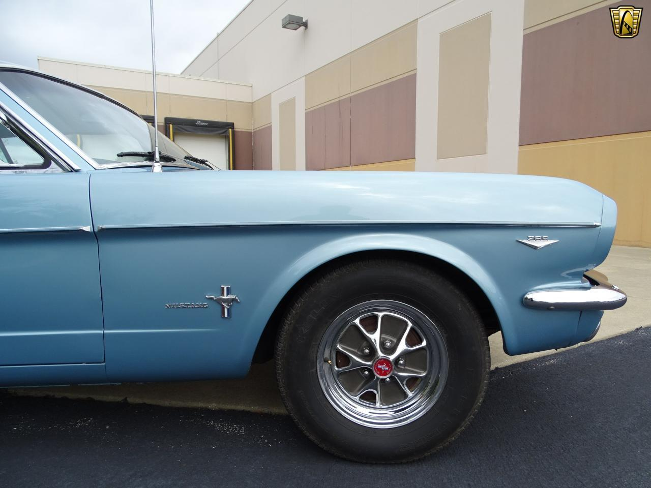 Large Picture of '65 Mustang located in Illinois Offered by Gateway Classic Cars - St. Louis - KDUO